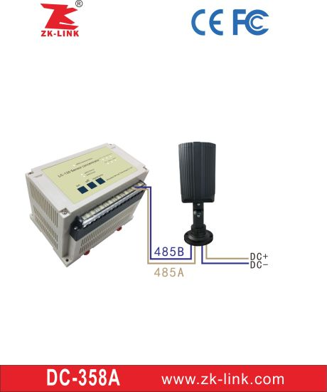 Remote Lighting Controls Outside Lights Illumination Photometer Dc 358a