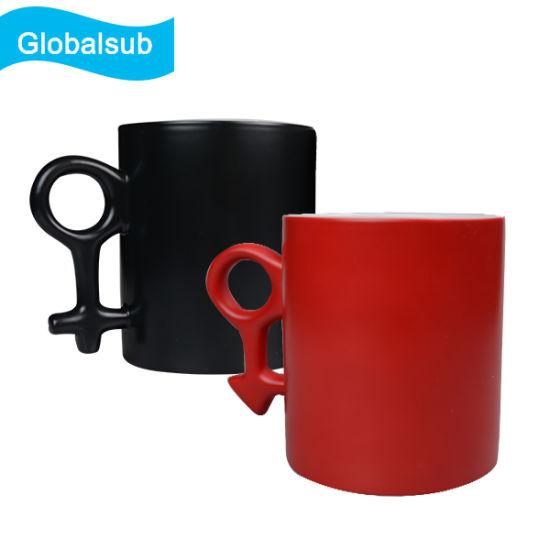Sublimation Blank Ceramic Porcelain Color Mug