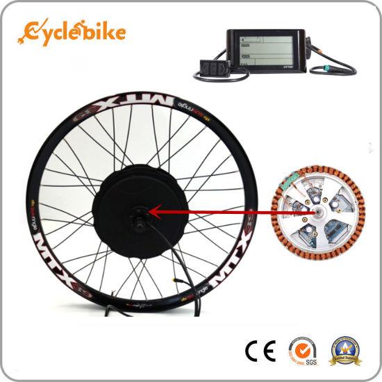 48V Electric Bike Conversion Kit ebike Battery E-Bike Motor Wheel SW900