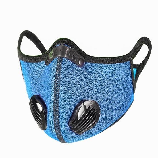 Wholesale High Quality Mask Reusable FaceMask with Breathing Valves