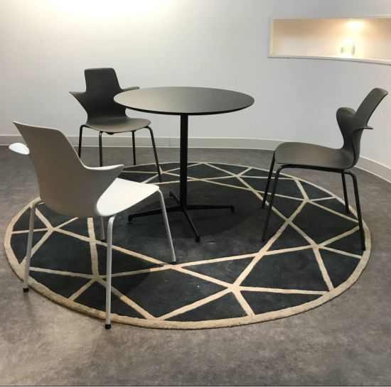 High Quality 4 Person Restaurant Use Cheap Modern Cafe Table Chair