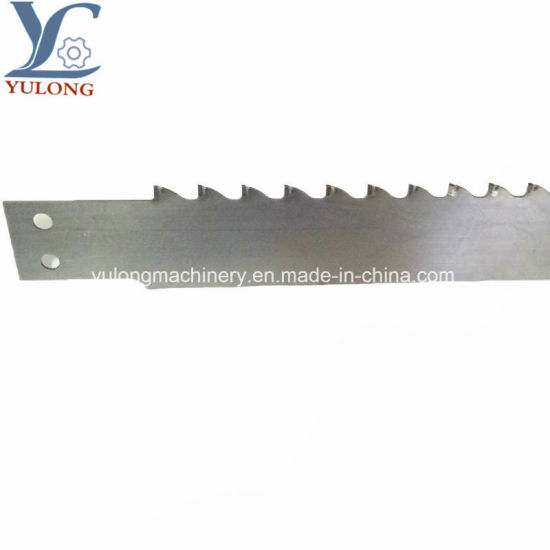 China Wood Cutting Frame Saw Blades with Stellite Saw Tips - China ...