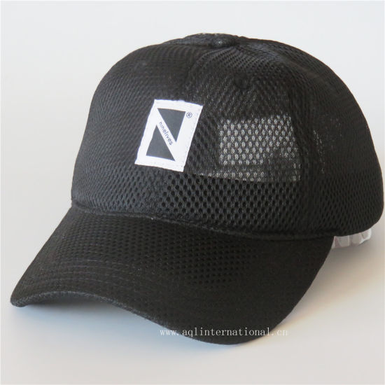 OEM Custom Full Mesh Baseball Cap Fashion Cool Full Mesh Cap Hat Summer Cap  and Hat 41a08f34052f