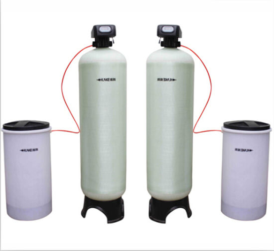 China Chunke Water Softener for Boiler/Small Water System Hard Water ...