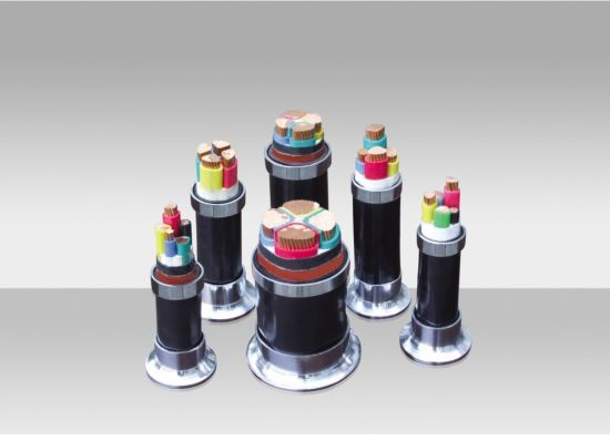 Single Core, 3 Cores, 4 Cores Copper or Aluminium Power Cable, XLPE/PVC Insulated Power Cable.
