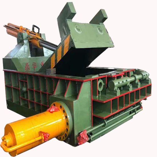 Y81-160 Metal Scrap Can Baler Machine Aluminum Press with Good Price