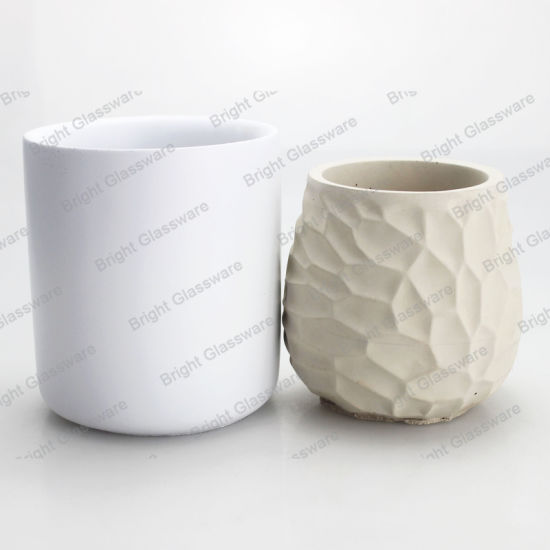 Unique Shape Ceramic Candle Holders Wholesale