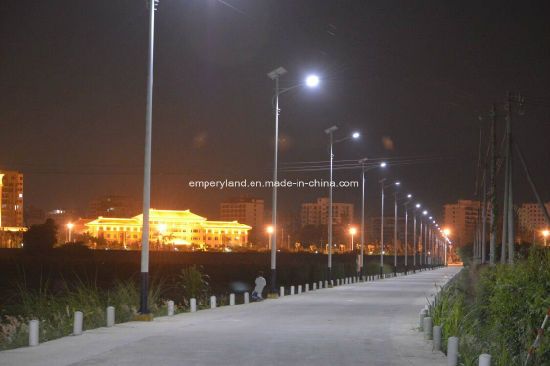 18W Solar Street Light for Outdoor Lighting (DZ-LT-008) pictures & photos
