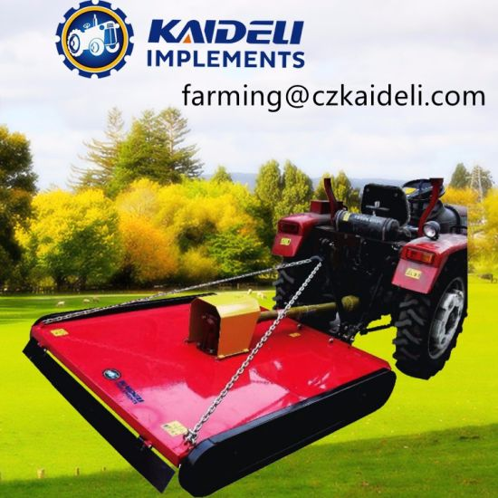 Agricultural Tractor Slasher Mower 3 Point Rotary Mower (TM140)