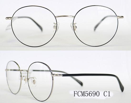 43e1510384dd High Quality Round Frames for Lady Designer Optical Eyeglasses pictures    photos