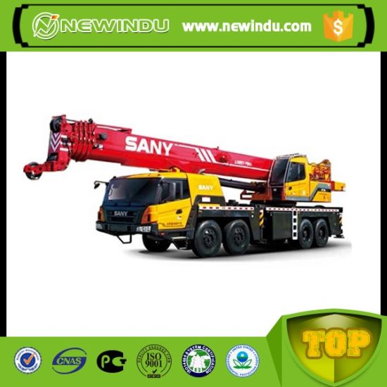 Manufacturers Sany Stc750s 75t Truck Crane Price Small Construction Equipment pictures & photos