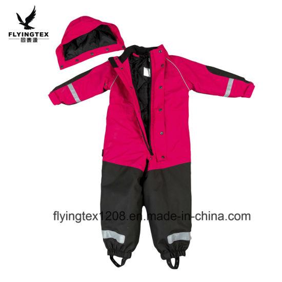 Waterproof Sports Wear Children's Coverall Kids Outerwear Winter Apparel
