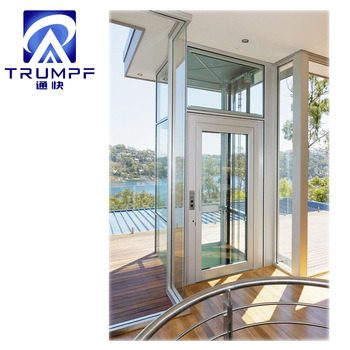 Panoramic View of The Sightseeing Villa Elevator pictures & photos