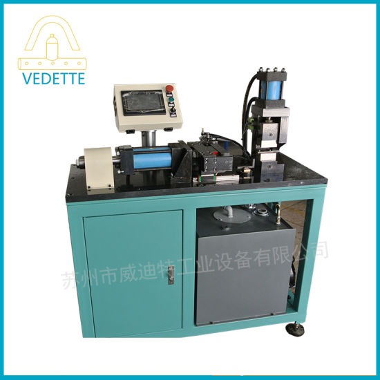 Double-End Pipe End Forming Machine with Ce Certificate