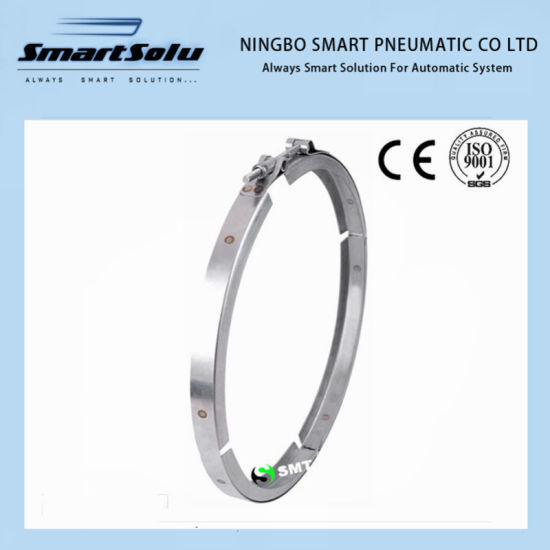 V Band Stainless Steel Hose Clamp pictures & photos