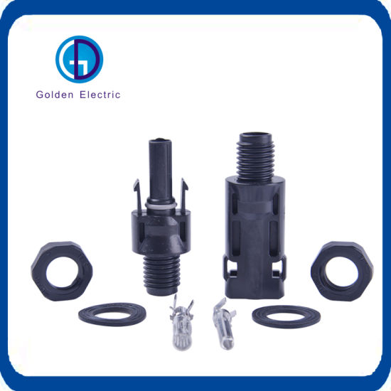 Factory Supply Mc4 Solar Connector for Solar Panel IP67 PV Connector Mc4 Cable Connector TUV Approved