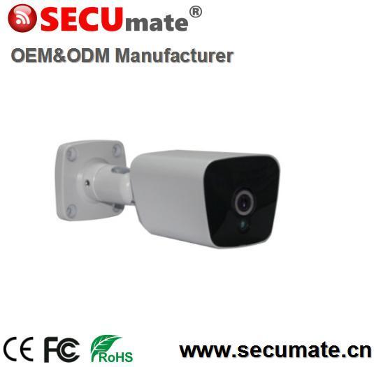 2MP 1080P Imx307 Sony Starvis Turbo HD Poc Tvi Analog Coaxial Bullet Security Camera