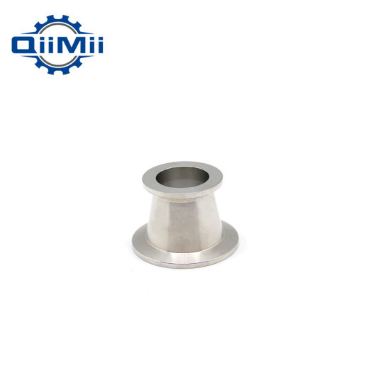 Vacuum Pipe Fittings Clamp and Weld Conical Reducers pictures & photos