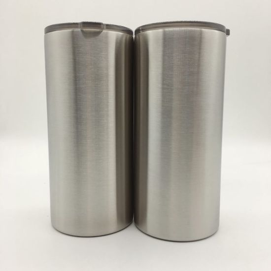 Wholesale Promotional Vacuum Coffee Cup Outdoors 18/8 Stainless Steel Mug with Flap Lid