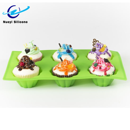 Silicone Ice Cube Tray Cake Mold for Wholesale