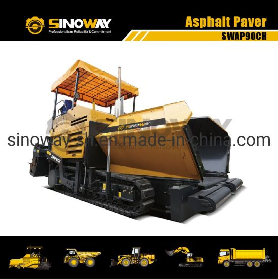 9m Hydraulic Asphalt Paver, Road Raver pictures & photos
