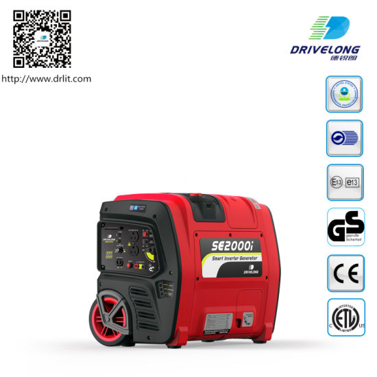 China 2 1kVA Inverter Pure Sine Wave Silent Digital Portable