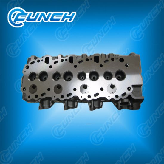 China Bare Cylinder Head for Toyota 1kz-Te Amc 908782