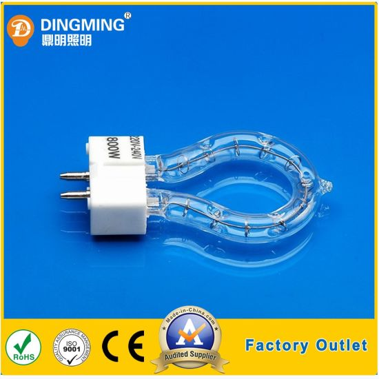Ring Type Round Bright Special Halogen Bulb