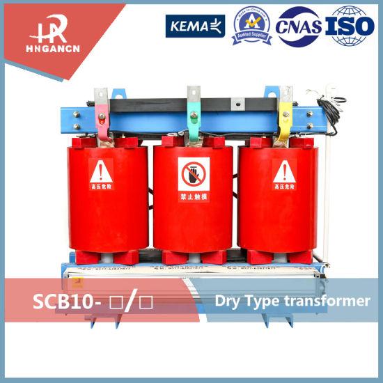 10kv 315kVA Dry Type Transformer Cast Resin Power Transformer Scb11