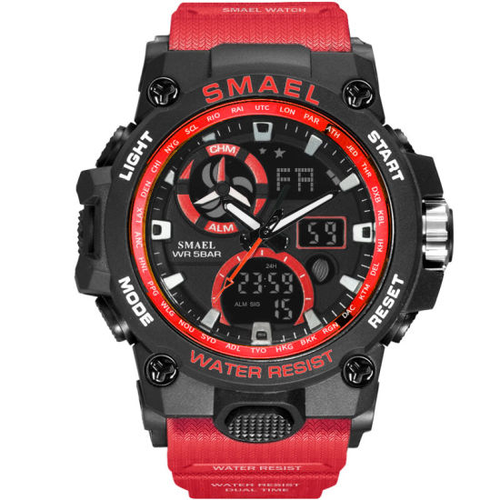 Watches Digital Watch Mens Quality Watches Custome Wholesale Sports Watch Swiss Watch Plastic Watch