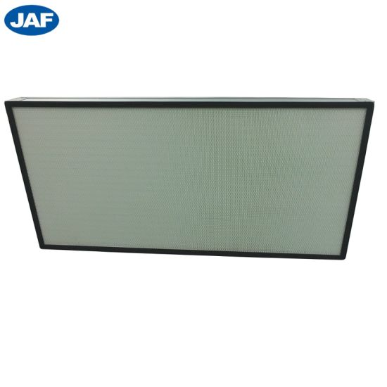 High Efficiency Mini Pleat HEPA Filter pictures & photos