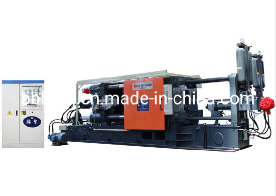 Lh-1600t Full Automatic Countious Casting Machine for Casting Automobile Lighting Shell