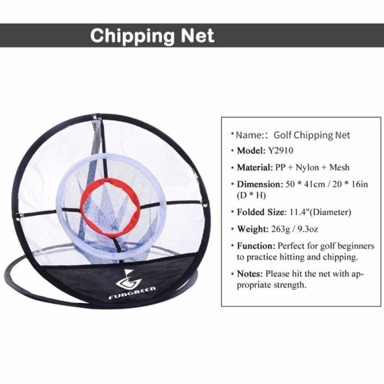 China Fungreen Backyard Indoor Golf Chipping Net and 70X40cm