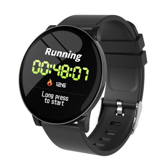 2021 Smart Bracelet Body Temperature Smart Watch Waterproof Wrist Band Pedometer Heart Rate Monitor Fitness Tracker B27