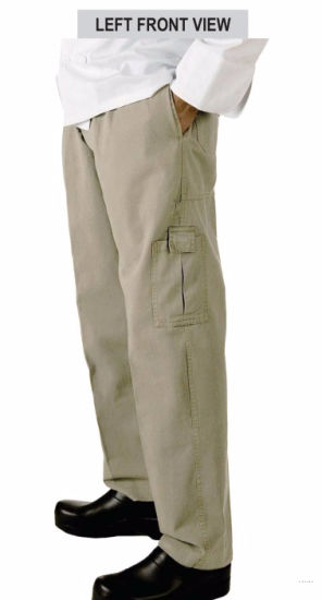 Customized Fashion Workwear Men's Cargo Pant Uniforms