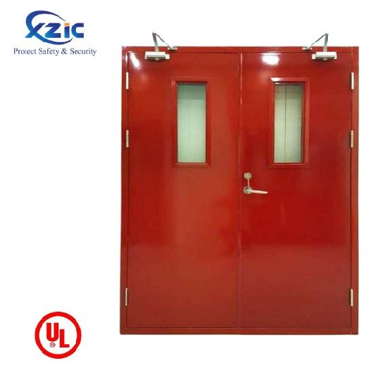 Building Emergency Door Price Fire Rated Steel Door pictures & photos