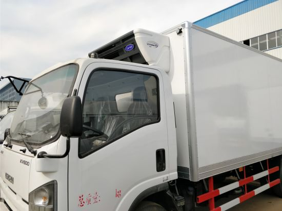 Japanese Brand Capacity 3t 5t 8t Mini Refrigerated Truck