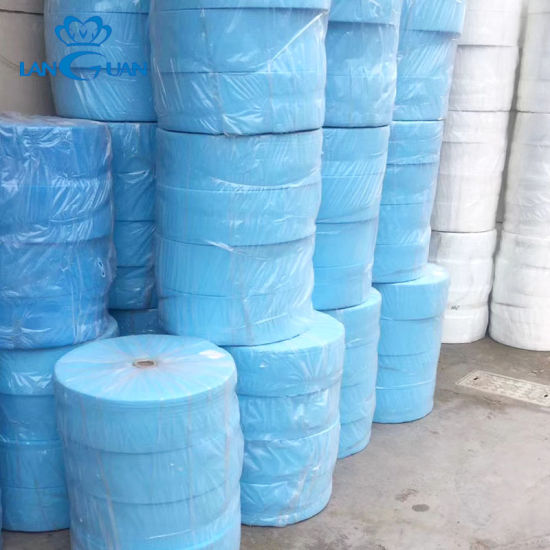 PP Spunbond Non-Woven Disposable Face Mask Fabric Material