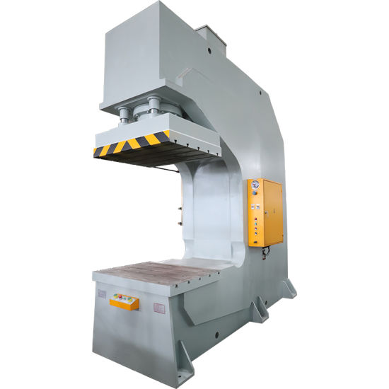 C Frame Metal Stamping Single Column Post Hydraulic Press