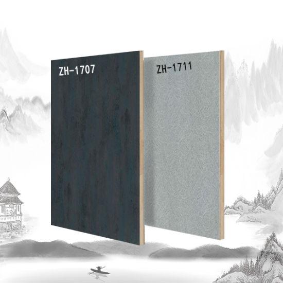 Zhuv High Gloss Melamine MDF Board for Furniture Doors