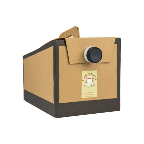 Custom Design Printing Shopping Portable Packaging Paper Box with Handle