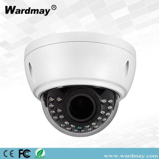 H. 265 4.0/5.0MP 5X Zoom CCTV Video Surveillance IR Dome Network IP Camera