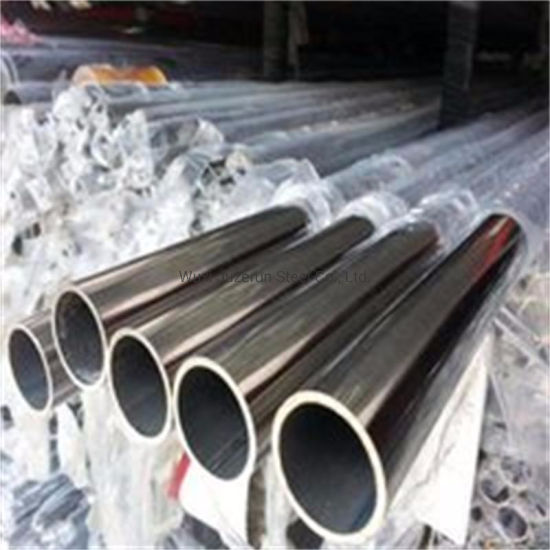 stainless Steel Pipe and Tube Stailess Steel Round Pipe 304 316L 316s Stainless Steel pictures & photos