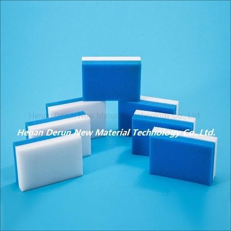 Derun Magic Eraser Sponge Kitchen Cleaning Foam Composite Sponge