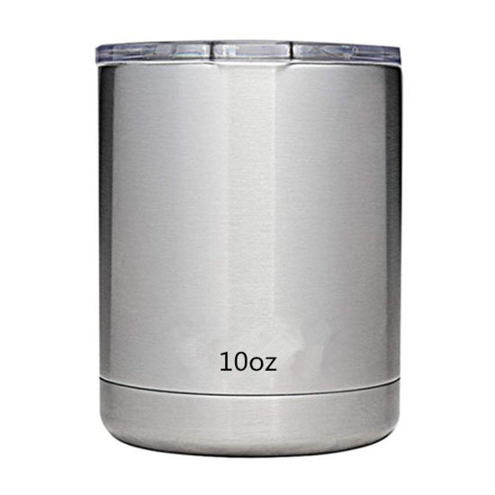 10oz Lowball Stainless Steel Yeti Cup pictures & photos