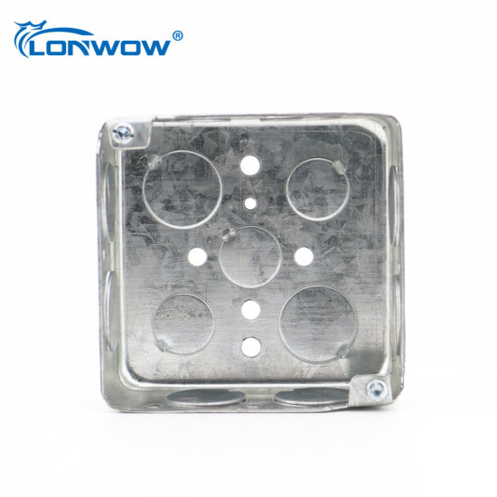 UL Listed Explosion-Proof Electrical Junction Box Types
