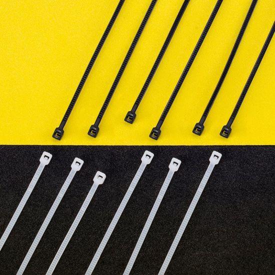 High Quality Plastic Tie Self-Locking Nylon Cable Ties