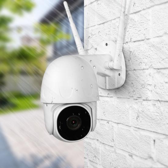1080P High-Definition WiFi Waterproof IP Camera 400W, 366° Rotation