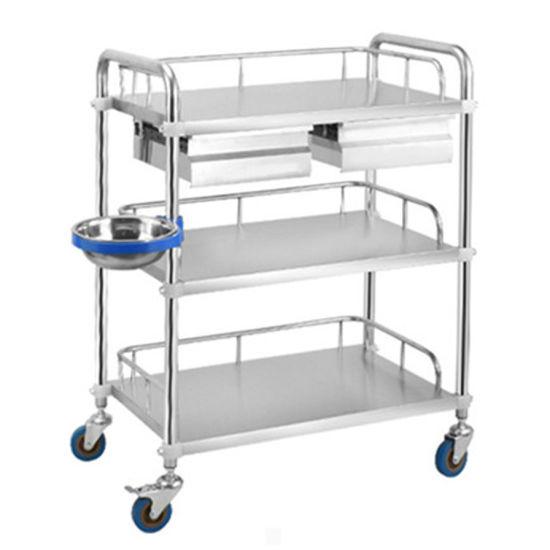Medical Trolley Hospital Nursing Trolley Medical Cart