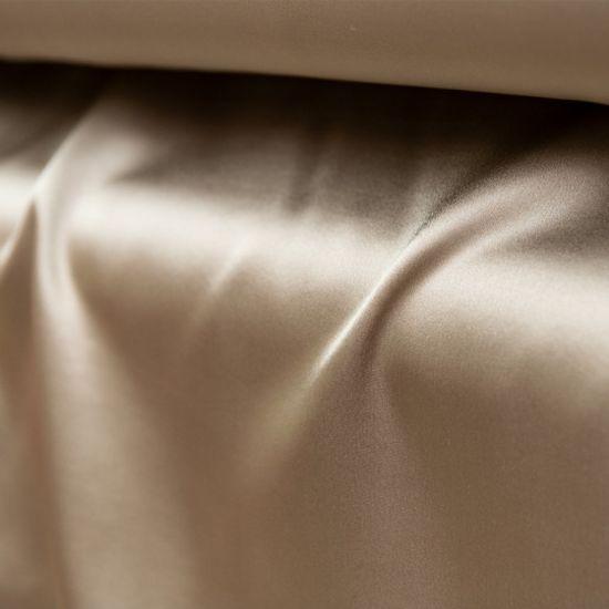 Chinese Plain Dyed 16 Momme Silk Charmeuse Fabric Silk Satin Fabric for Dress Cheongsam Shirt Scarf